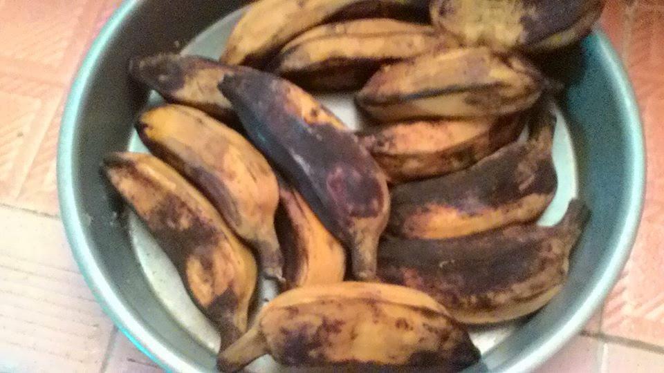 Pertanyaan : BOleh gak sih makan pisang rebus ? Ubi rebus ? Pisang rebus ? dengan tujuan kurus