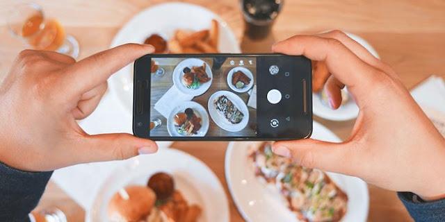 Sering Lihat Foto Makanan Bisa Bikin Gemuk