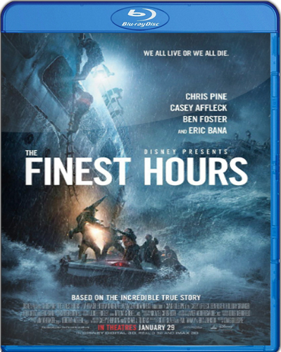 The Finest Hours [BD25] [2016] [Latino]