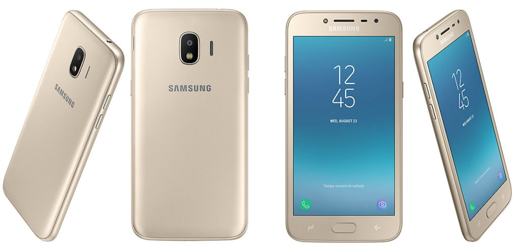 Galaxy J2 Pro SM-J250F with Specifications