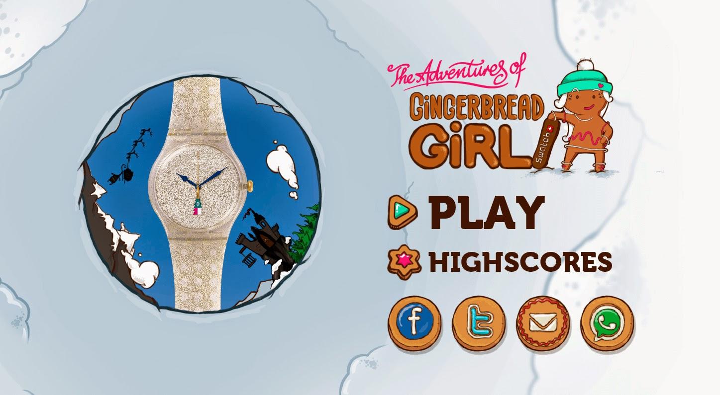 The Adventures of Gingerbread Girl debajodelreloj
