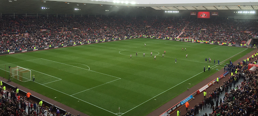 Sunderland's progress to the brink of survival
