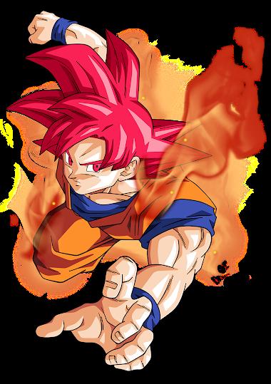 Render Goku