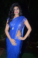 HeyAndhra Alekhya Sizzling saree pics HeyAndhra.com