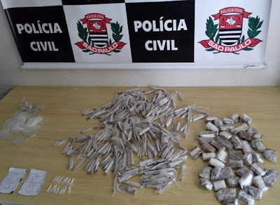 DELEGACIA POLÍCIA DE REGISTRO-SP PRENDE 94 PESSOAS E APREENDE 06 ADOLESCENTES INFRATORES NO VALE DO RIBEIRA