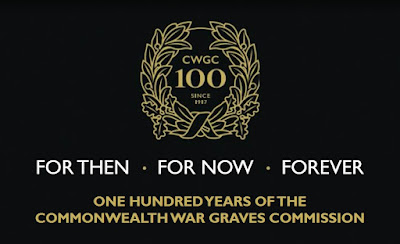Commonwealth War Graves Commission exhibition at Brookwood Cemetery
