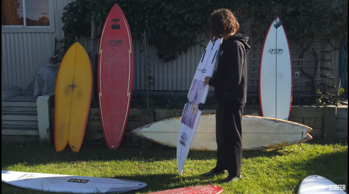 Meet the Surfboards That Make Craig Anderson Craig Anderson