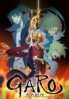 assistir - Garo 01 - Garo: Honoo no Kokuin - online