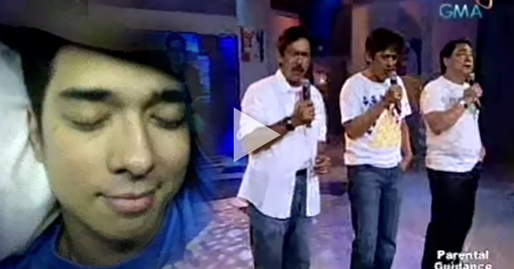 Eat Bulaga's heart-wrenching tribute to Francis Magalona