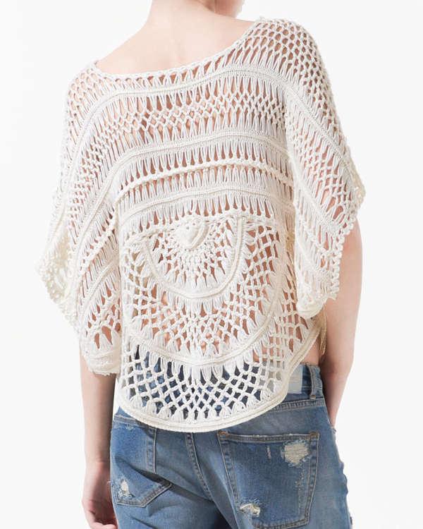 Crinochet Hairpin Lace Crochet Designs