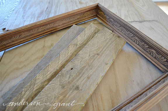 How To Make Picture Frame Out Of Barn Wood Framesite