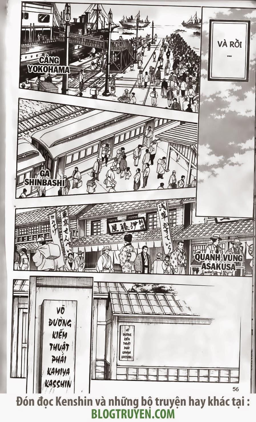 Rurouni Kenshin chap 151 trang 12