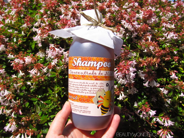 review shampoo di nonna eco