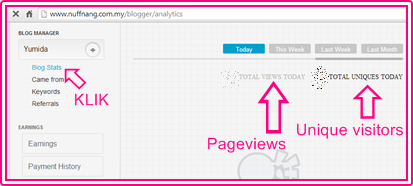 Maksud Unique Visitors dan Pageviews, makna Unique Visitors dan Pageviews, apa itu Unique Visitors dan Pageviews, contoh Unique Visitors dan Pageviews, kepentingan Unique Visitors dan Pageviews, cara semak Unique Visitors dan Pageviews, Unique Visitors, Pageviews, meaning Unique Visitors and Pageviews, meaning Unique Visitors, importance of unique visitors