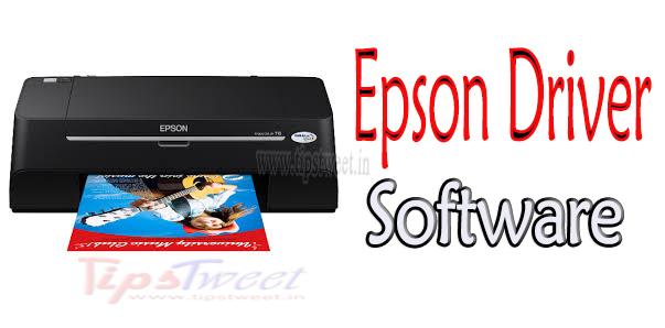 ইপসন (Epson) প্রিন্টার ড্রাইভার সফটওয়্যার