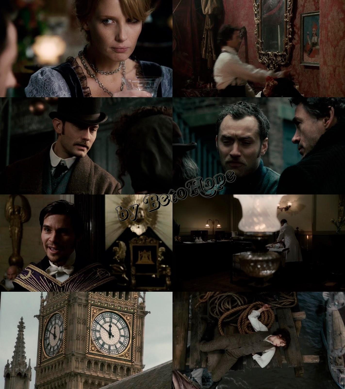 Sherlock Holmes [1080p] [Latino-Ingles] [MEGA