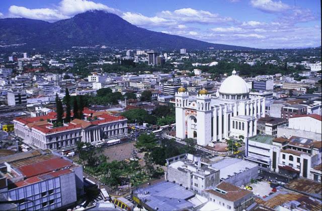 San Salvador - El Salvador