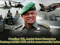 PKS Lirik Panglima TNI di Pilpres 2019