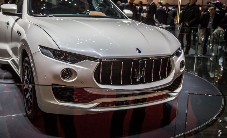 Maserati Unabashedly Declares Victory In That Effort By Calling Its New Levante The Of Suvs