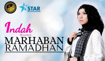Lagu Indah Nevertari Marhaban Ramadhan Mp3 Pop Religi 2018, Indah Nevertari, Pop, Lagu Religi, ,2018