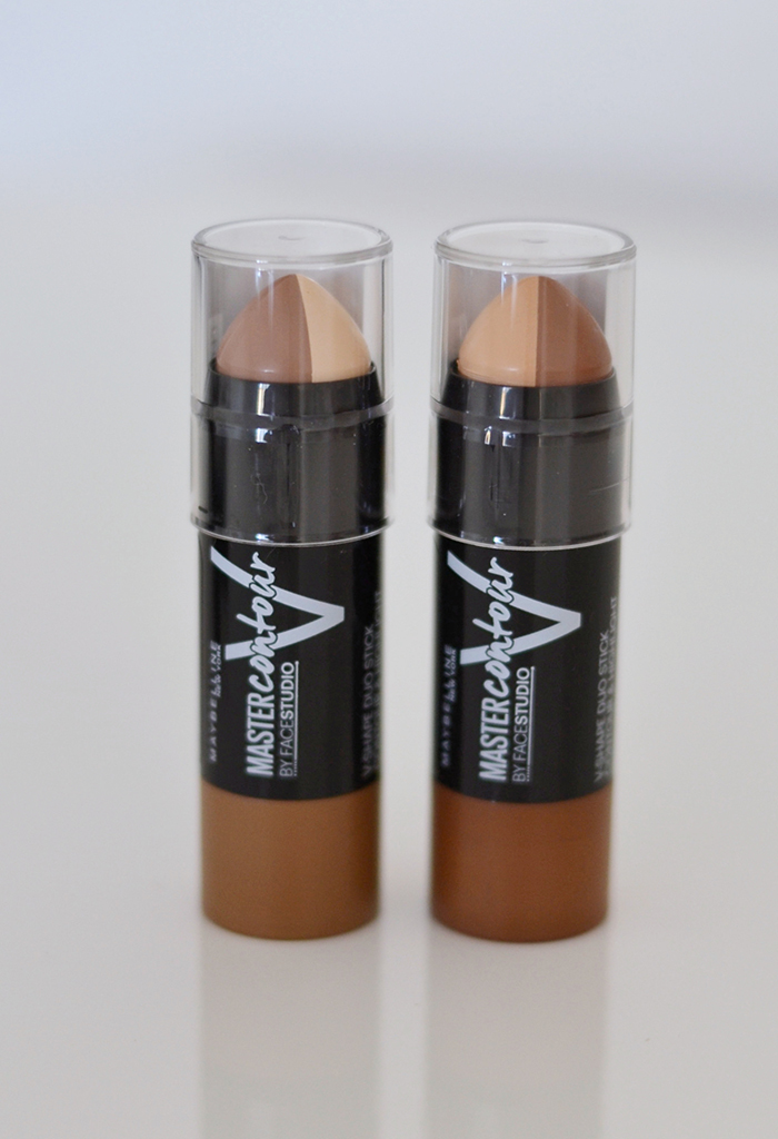 master contour maybelline