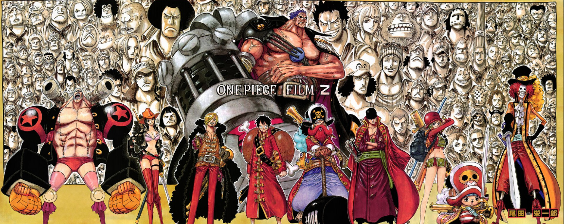 تصريحات اودا حول فيلم زد و تلميحات ارك وانو ون بيس One Piece
