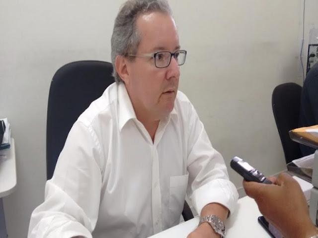 Secretário de Transportes, Maurício Machado