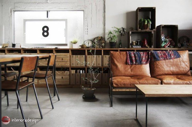 Industrial Style Decor 6