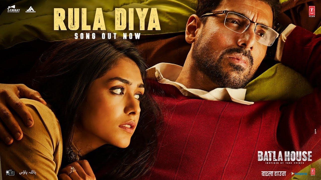 Rula Diya Lyrics, Ankit Tiwari