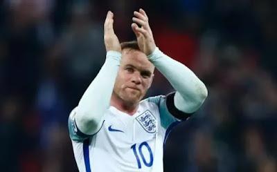 Rooney Putuskan Pensiun Dari Timnas Inggris