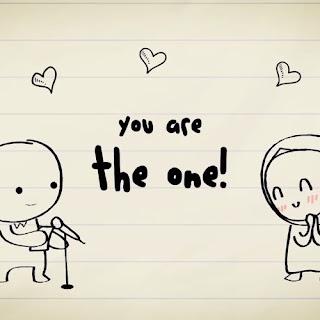 Lirik Lagu Raef - You Are The One (Bahasa Version)