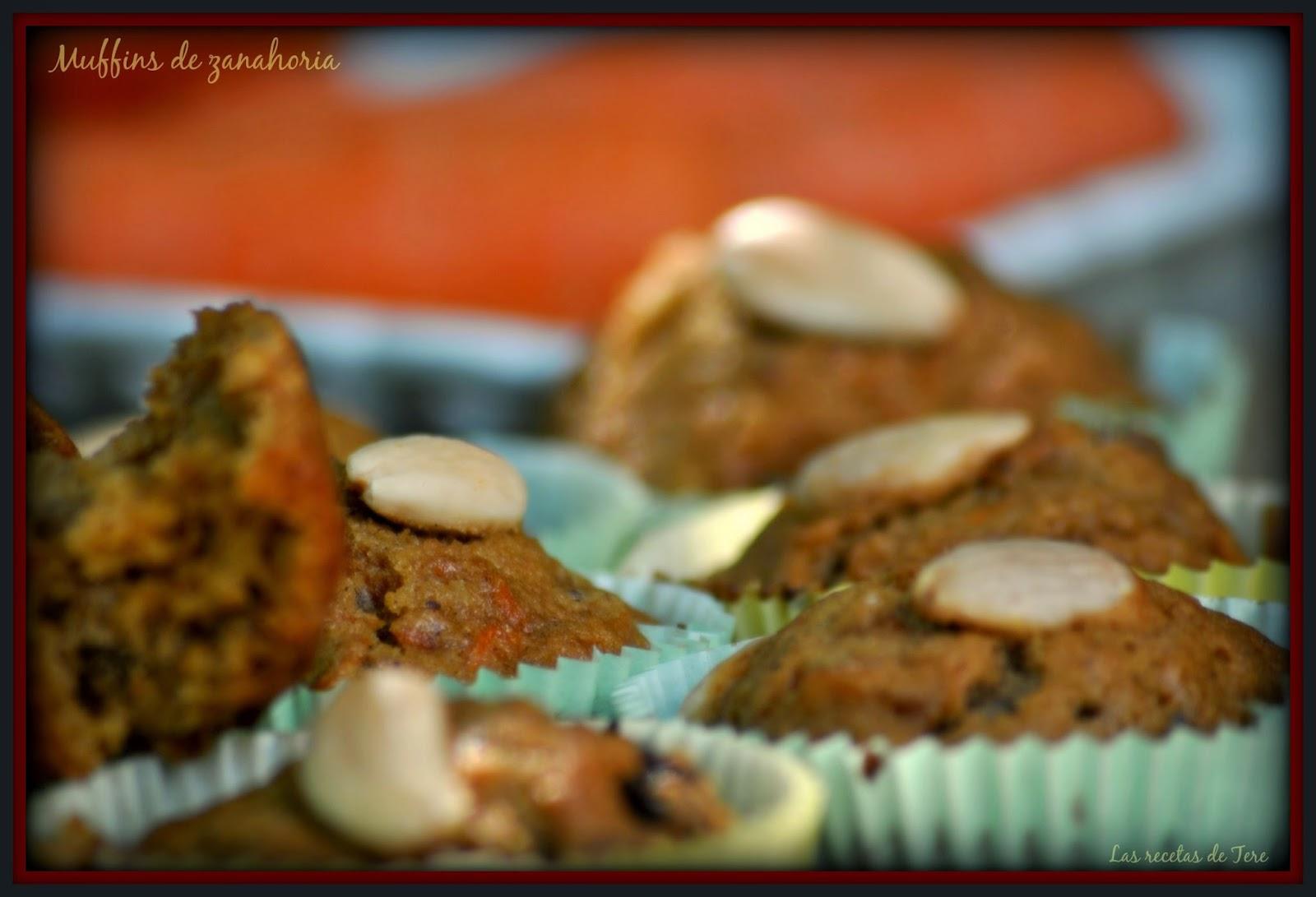 Muffins de zanahoria 01