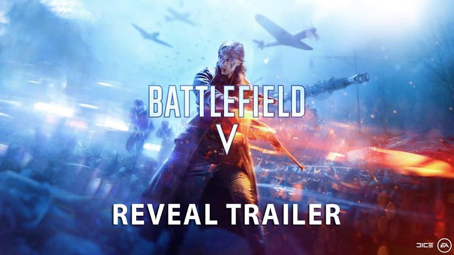 battlefield v ea dice