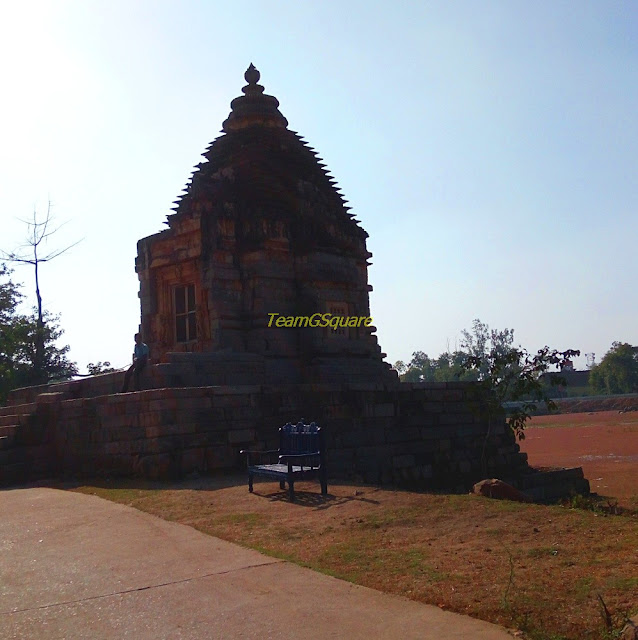 Brahma Temple, Khajuraho