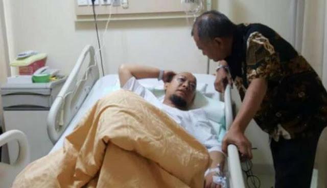 Presiden Joko Widodo Mengutuk Keras Penyiraman Air Keras Terhadap Penyidik KPK Novel Baswedan