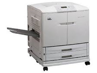 Picture HP Color LaserJet 9500n Printer
