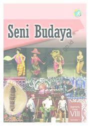 Download Buku Paket Seni Budaya Kelas 8 SMPMTS Tugas