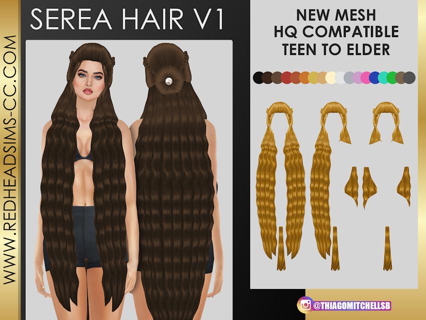 SEREA HAIR