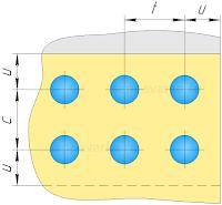 Контактная сварка с цепным расположением точек