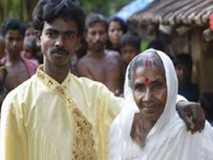 هندى يتزوج من جدته
