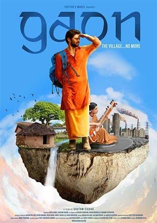 Gaon 2018 Full Hindi Movie Download HDRip 720p