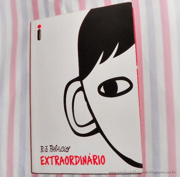 capa, livro, Extraordinário, R. J. Palácio, Intrínseca, resenha, trecho, resumo, preconceito