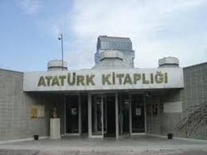 Atatürk Kitaplığı nerededir?