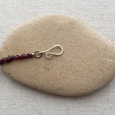 How to make a Hook and Eye Clasp - Lisa Yang's Jewelry Blog
