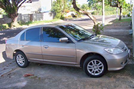 Honda Civic Oil Change (2001, 2002, 2003, 2004, 2005)