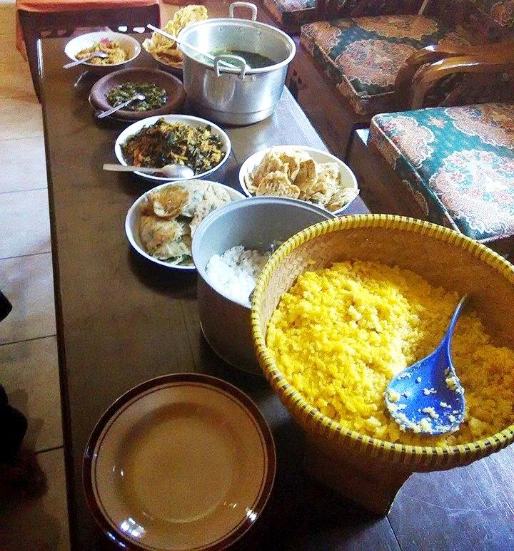 Kuliner Nasi Jagung