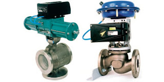 digital valve positioners mounted on linear and rotary valves