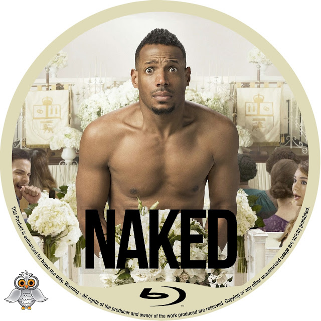 Naked Bluray Label