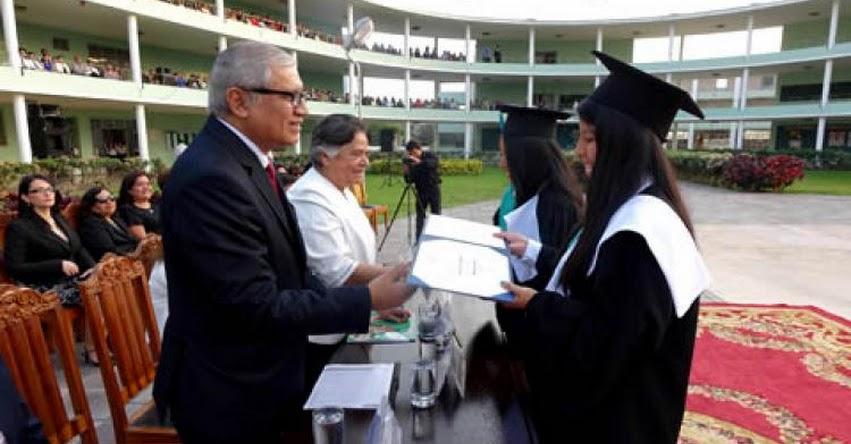 MINEDU: Más de 130 docentes se gradúan en el Instituto Pedagógico Nacional Monterrico - www.minedu.gob.pe