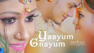 Malaysian Indian Wedding Highlights of Thiagaraj and Kavitha